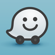 Open in Waze
