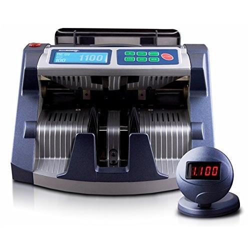 1-AccuBANKER AB 1100 PLUS UV/MG bankjegyszámláló