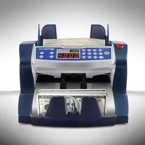 2-AccuBANKER AB 4000 UV/MG bankjegyszámláló