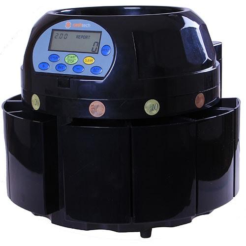 2-Cashtech 420 EURO érmeszámláló