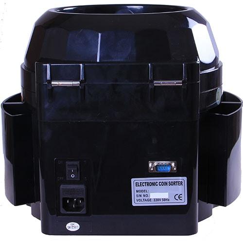 3-Cashtech 420 EURO érmeszámláló