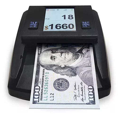 1-Cashtech 700A bankjegyvizsgáló