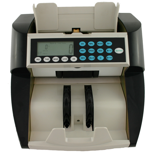 1-Cashtech 780 bankjegyszámláló