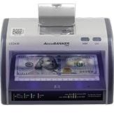 AccuBANKER LED430 Bankjegyvizsgálók