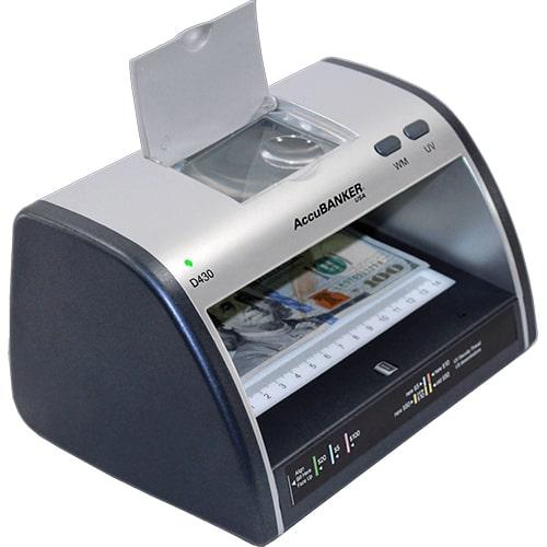 2-AccuBANKER LED430 bankjegyvizsgáló